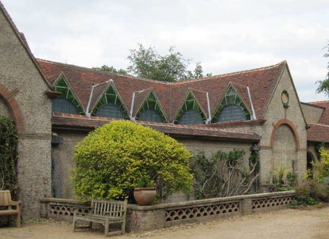 Fildes Roofing worked as the roofing contractor at Watts Gallery, Surrey. The whole project was awarded two RIBA awards in 2012.